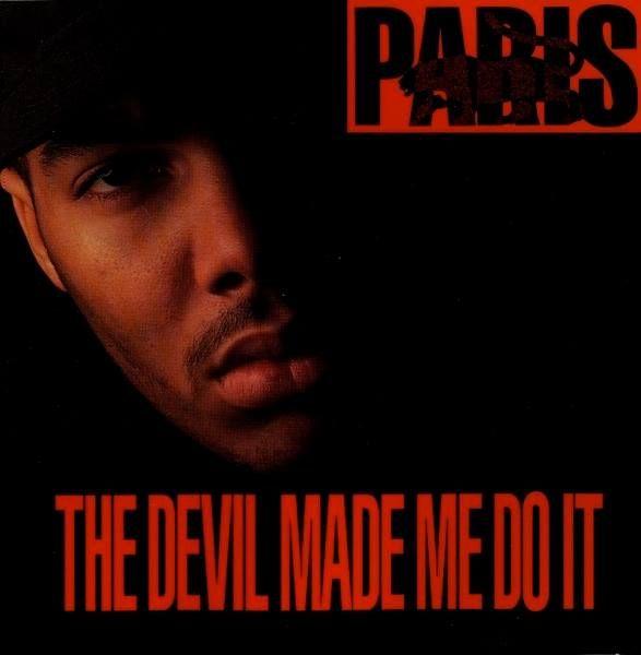 Paris - The Devil Made Me Do It (1990)