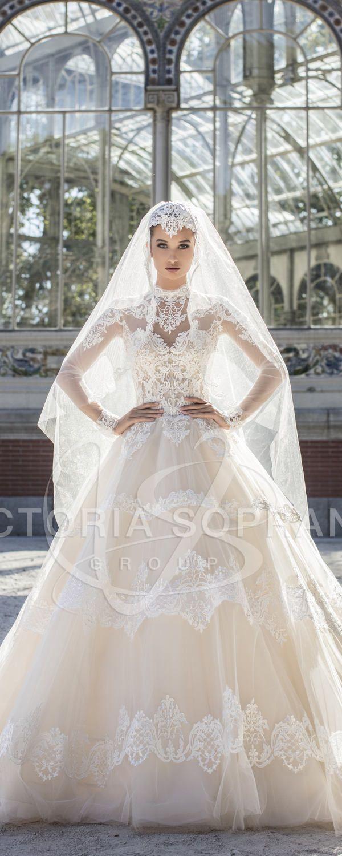 Vintage long sleeves wedding dress weddings dresses