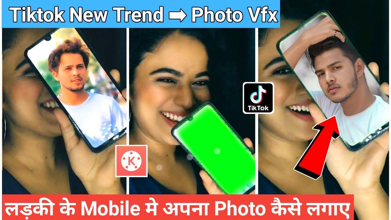 Tik Tok New Viral Photo Vfx Trend Green Screen Tik Tok Video Editing I Video Editing Greenscreen Viral