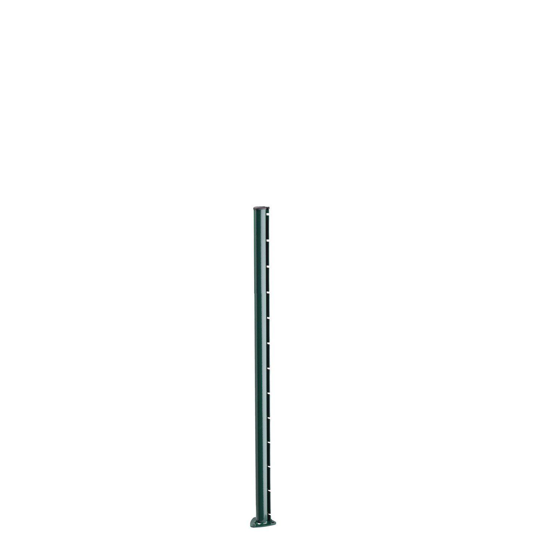 1 Poteau à Encoche Axor Vert L11 X P11 X H125 Cm