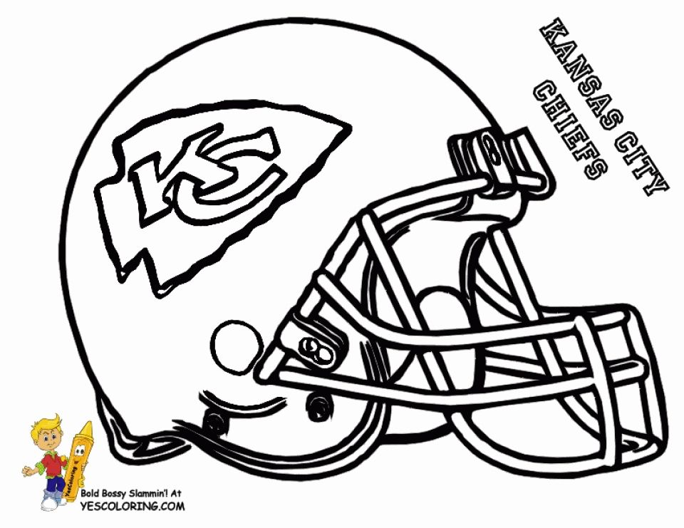 Get This Nfl Coloring Pages Printable 2yp58 Football Coloring