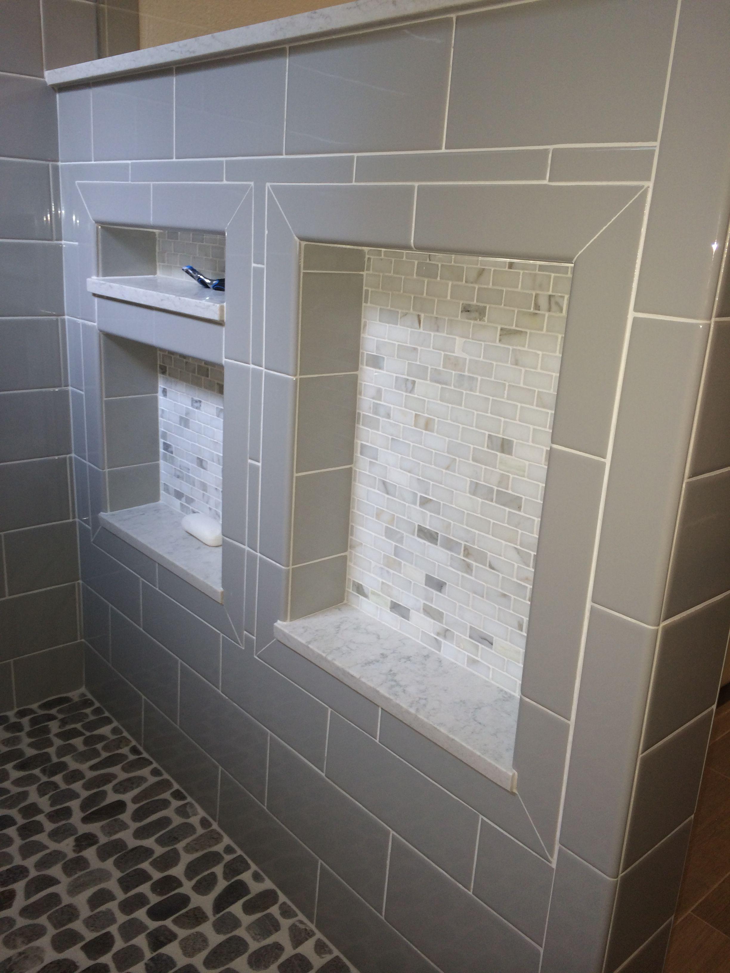 43++ Bathroom wall niche information