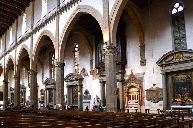 Florenz - Santa Croce