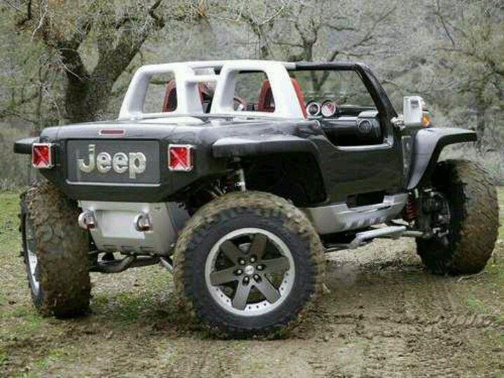 Zero Turn Radius Jeep Concept Jeep Trucks