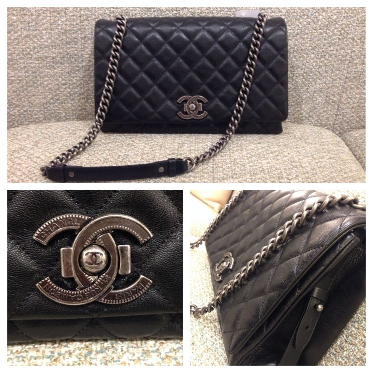 40519541fba2 Chanel Fall Winter 2015 Runway Bag Collection | Fall winter 2015, Fall  winter and Winter