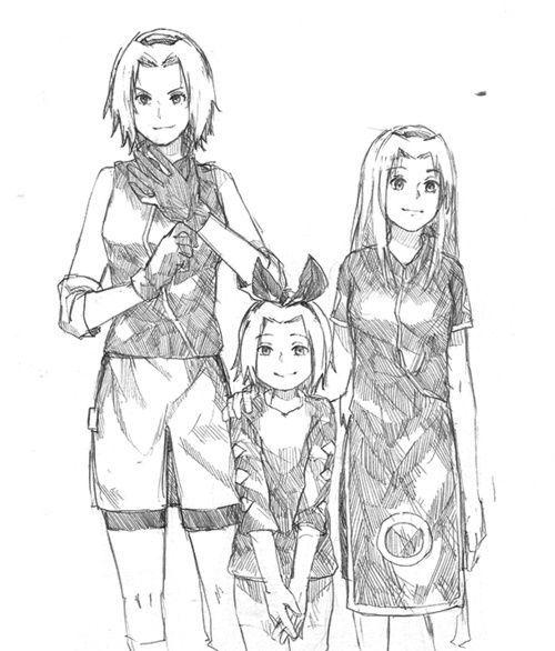 Resultado de imagen para animes para colorear de naruto | animes y ...