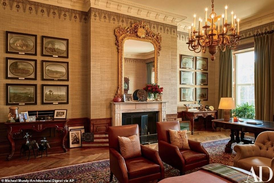 The Obamas Interior Designer Reveals Their White House Decor Secrets In 2020 Inside The White House House Architectural Digest