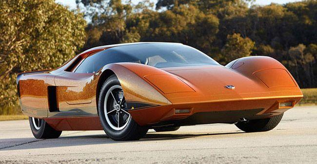 Monster Porsche Hurricane Concept Design: Supersportwagen Concept Cars