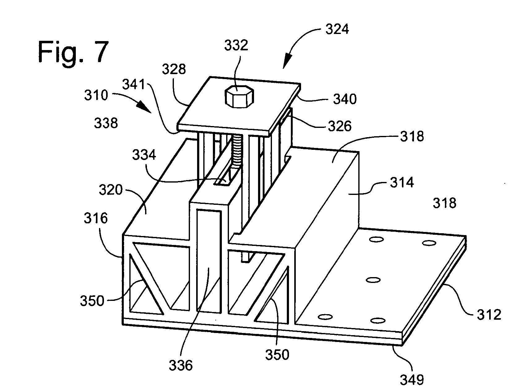 Wo A3 Mount For Pitched Roof And Method Of Use