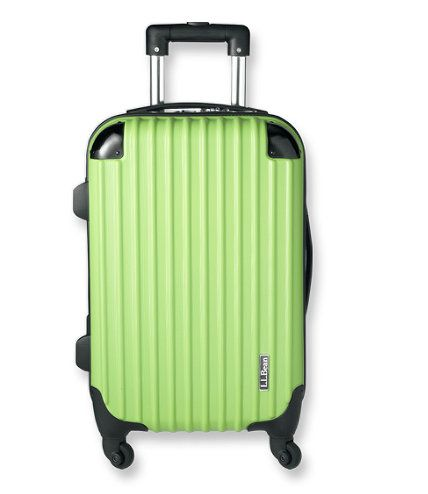 Hardshell Rolling Pullman Luggage Laptop Tote Ll Bean