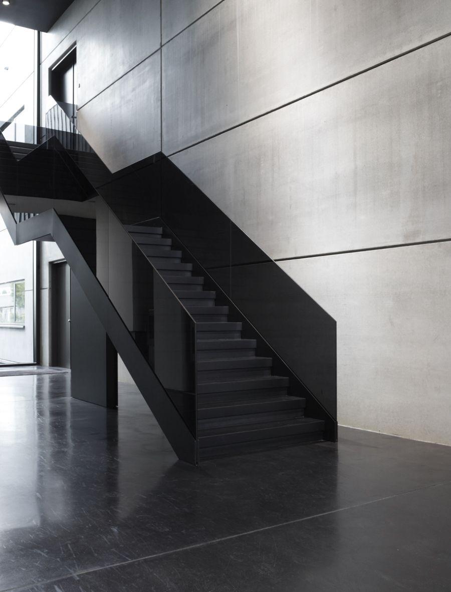 De puydt glen sestig architects stairs architecture for Escaleras arquitectura