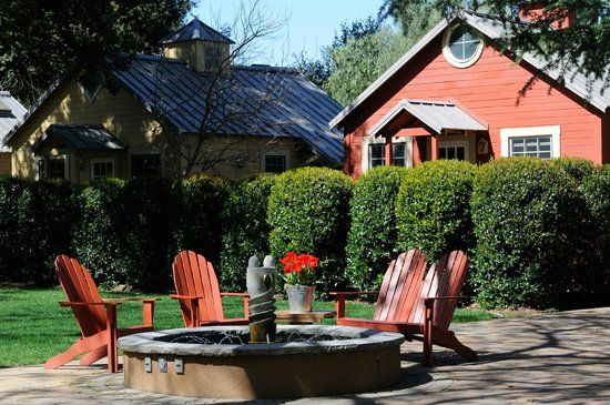 The Cottages Of Napa Valley Exterior Paint Cottage Exterior