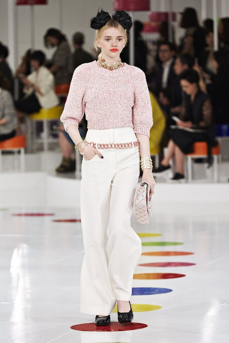 Chanel Cruise spring summer 2016