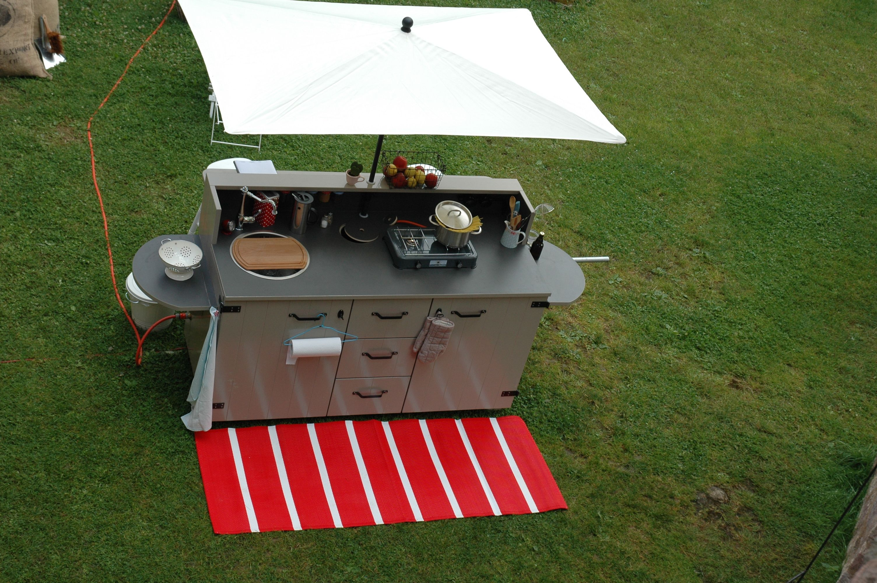 Outdoor Küche Klappbar : Bestellung unter info openairliving maxi mobile outdoor küche