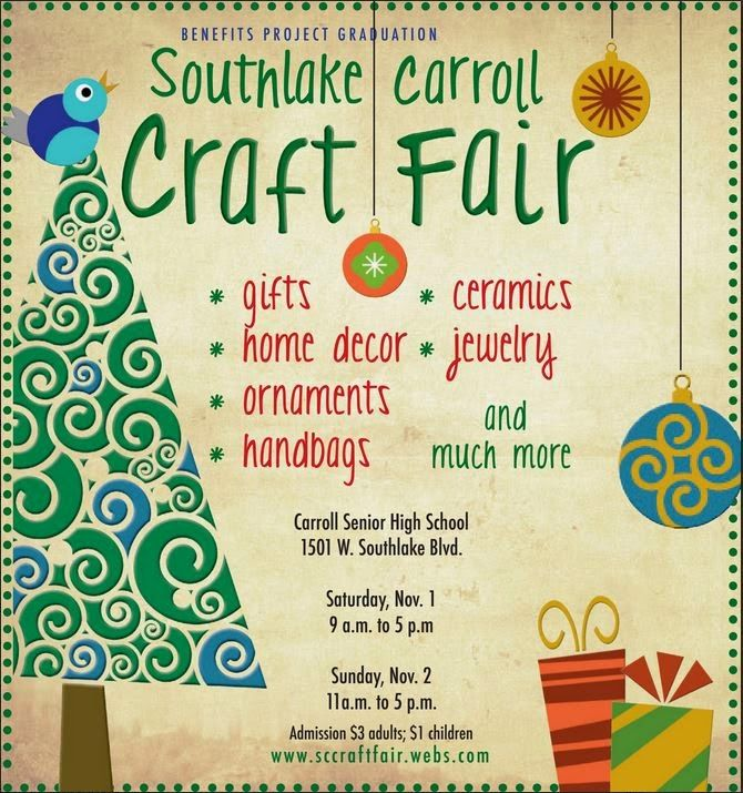 Flyer idea So Ya Wanna Have a Craft Fair Pinterest Craft - free holiday flyer templates word