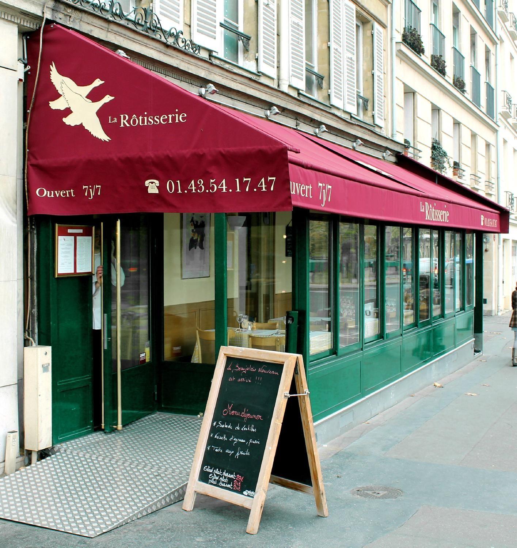 La Rotisserie La Rotisserie Paris Restaurants Rotisserie