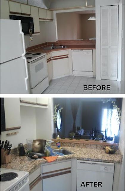 Occasionally Homemade Faux Granite Counters Continued Faux