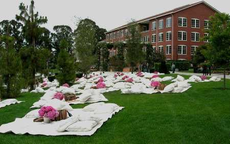Lets Have a Picnic Picnic wedding receptions Picnic weddings and