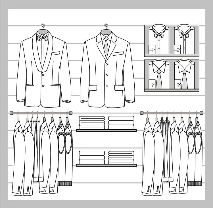 Visual merchandising is an important component of retail for Visual style guide template