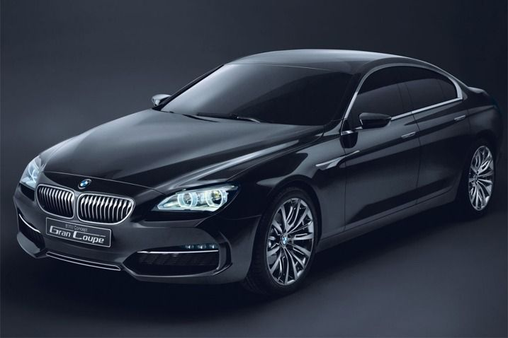 Don't I wish!  BMW 6 Series Gran Coupe