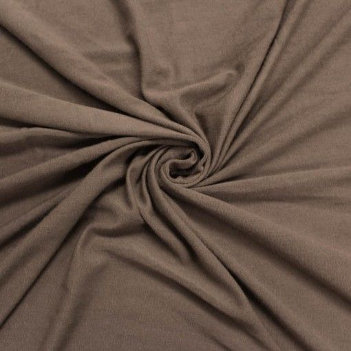 c2a7da8d18a Toffee-M123 Light-weight Rayon Spandex Jersey Knit Fabric - 160 GSM ...