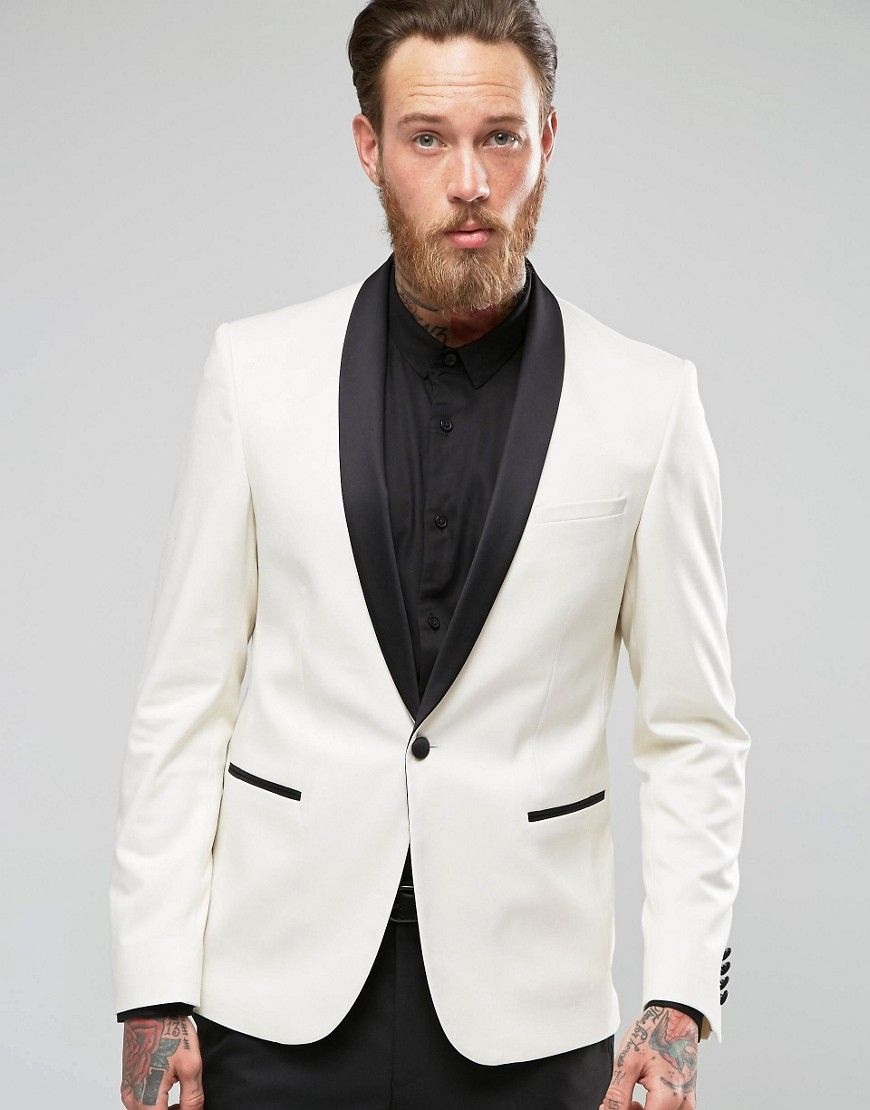 Slim Tuxedo Jacket | Products