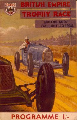 POSTER AUTOMOBILES RICHARD BRASIER WON 1904 GORDON BENNET VINTAGE REPRO FREE S//H