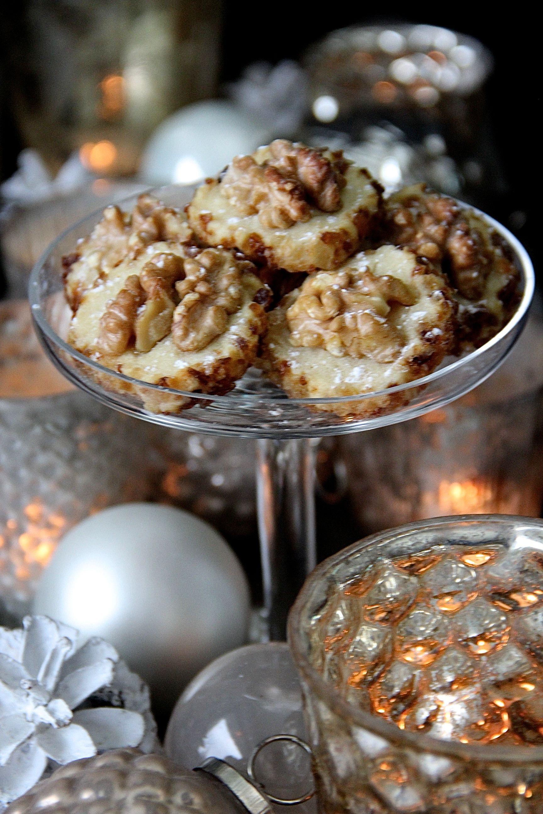 marzipan walnuss taler und 2 gewinner weihnachtsb ckerei pinterest pl tzchen marzipan und. Black Bedroom Furniture Sets. Home Design Ideas