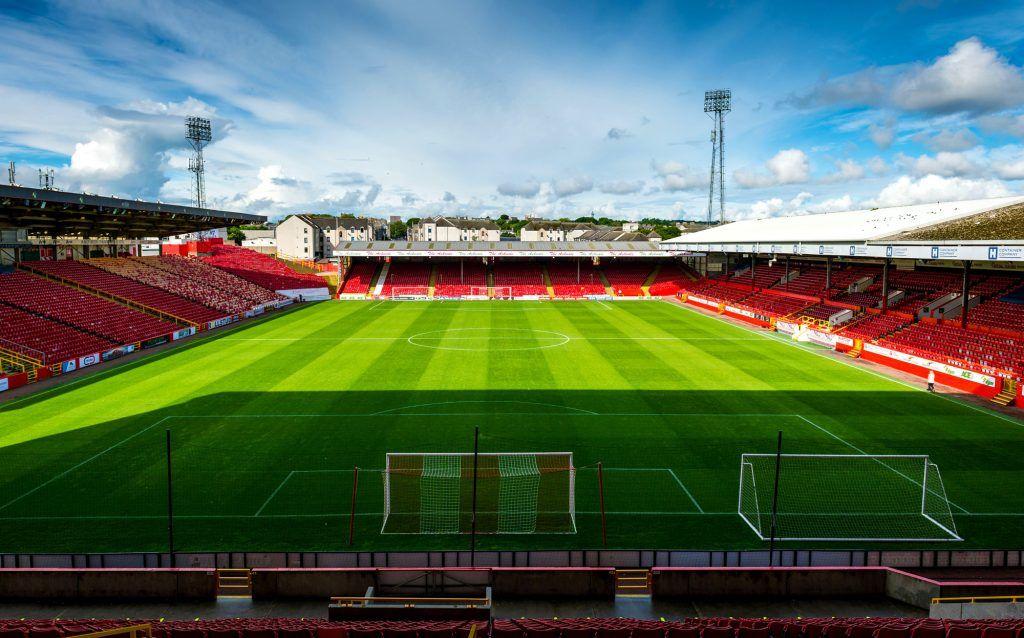 Laeacco Uk Football Soccer Field Stadium Scenic: Football Stadiums, Stadium, Soccer Field
