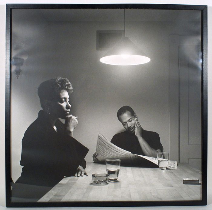 Carrie Mae Weems Kitchen Table Series Carrie mae weems is considered one of the most influential carrie mae weems is considered one of the most influential contemporary american artists from the kitchen table series untitled 1990 workwithnaturefo