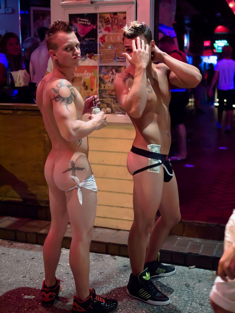 A bartender a stripper and a hockey player mmf bi threesome 6
