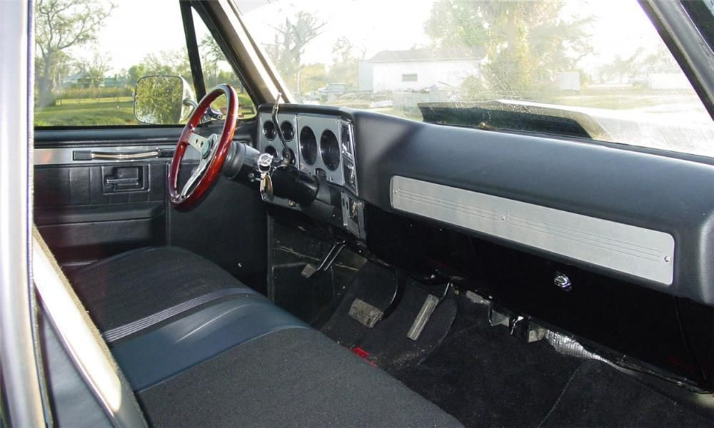 1980 Chevy C10 Clean Interior Camion Gmc Camionetas Autos