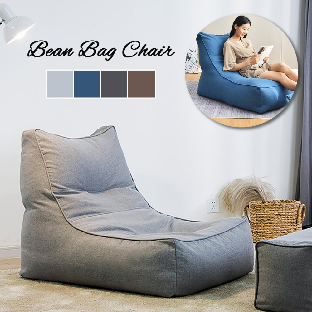 Enjoyable Large Bean Bag Buy Large Bean Bag At Best Price In Spiritservingveterans Wood Chair Design Ideas Spiritservingveteransorg
