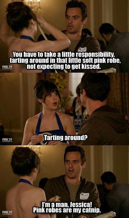 Love Nick and Jess...
