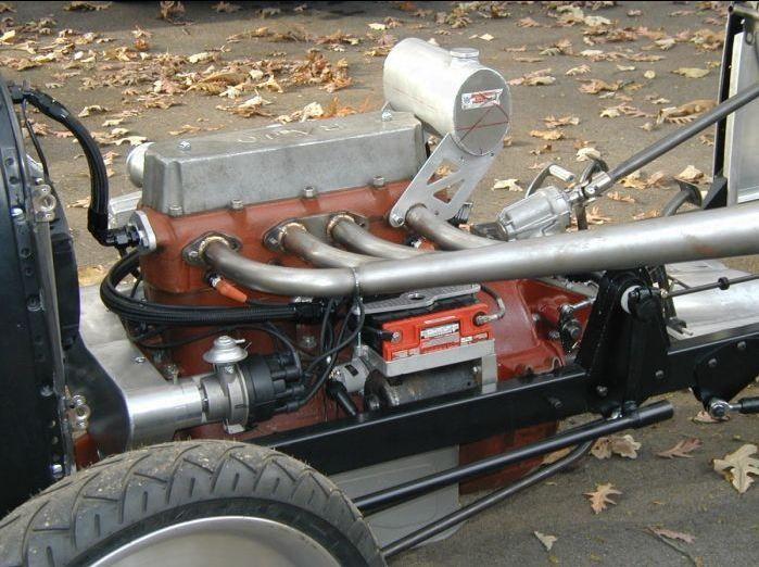 Motorntv Com Custom 1923 Ford Model T Speedster For Daredevils