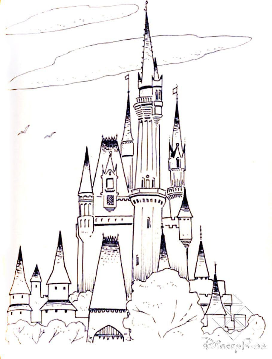 20++ Disney world rides coloring pages info