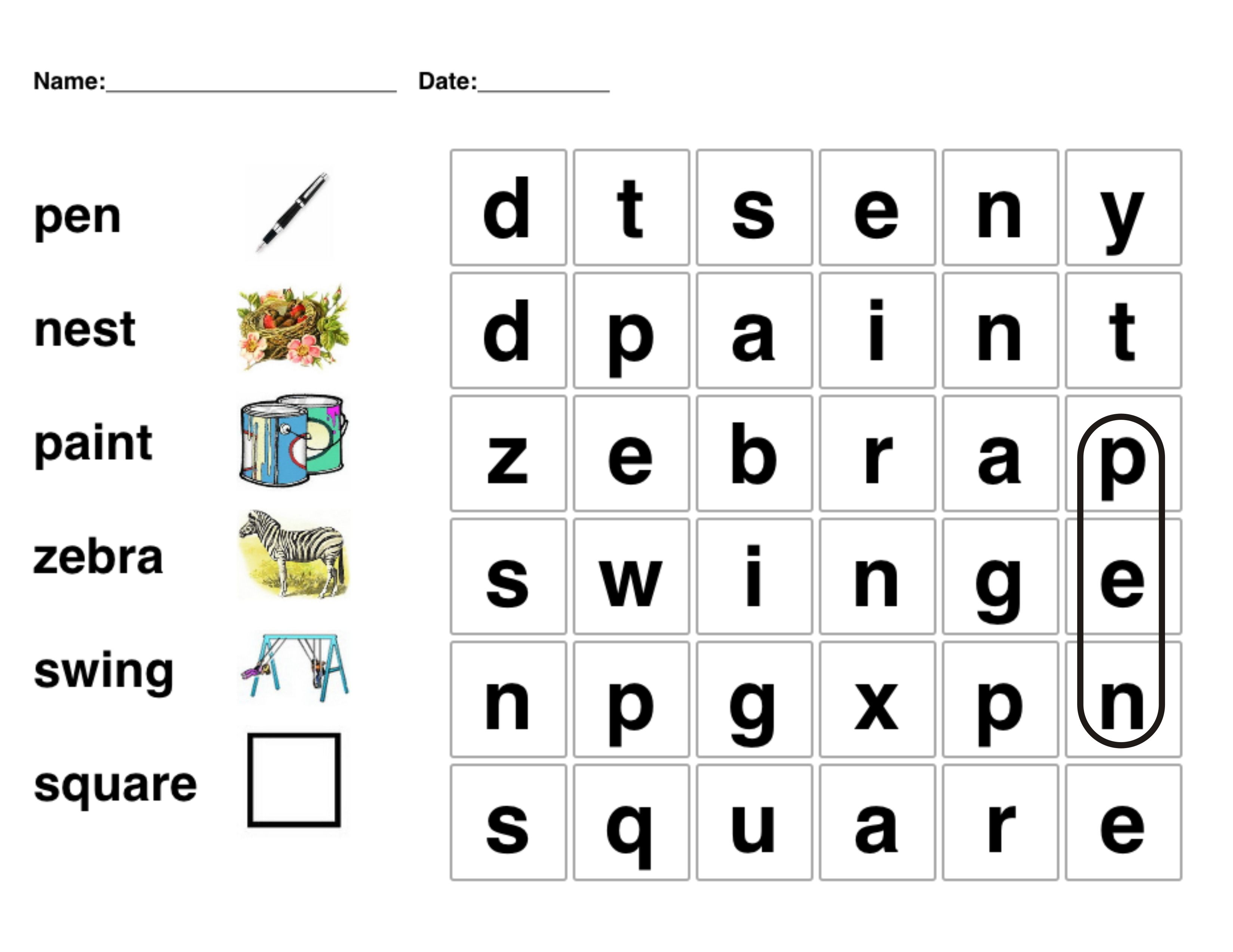 Word Search For Kids Hey Kids You Know Wordsearch Puzzles Just Find The Listed
