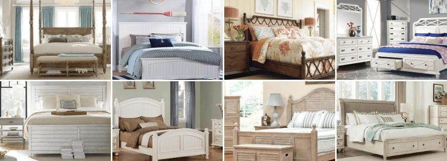Coastal Bedroom Furniture, Beach House Bedroom Furniture Sets