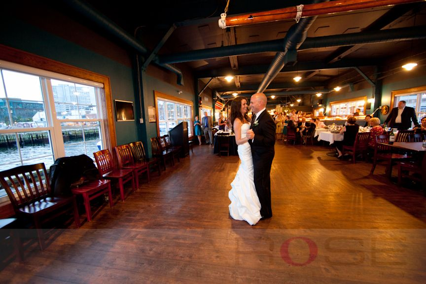 Wedding Dance At Murphys The Cable Wharf Halifax
