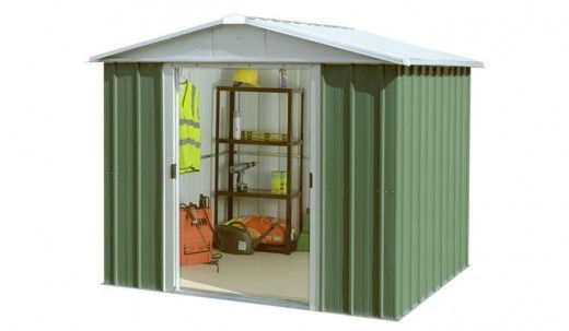 Of all of the different options of garden sheds available, metal sheds are among the most cost effective and durable. At Sheds.co.uk we are proud to include Europe's number one metal sheds manufacturer, Yardmaster, as one of our key suppliers. Read the full blog here - http://www.sheds.co.uk/blog/yardmaster-metal-garden-sheds/
