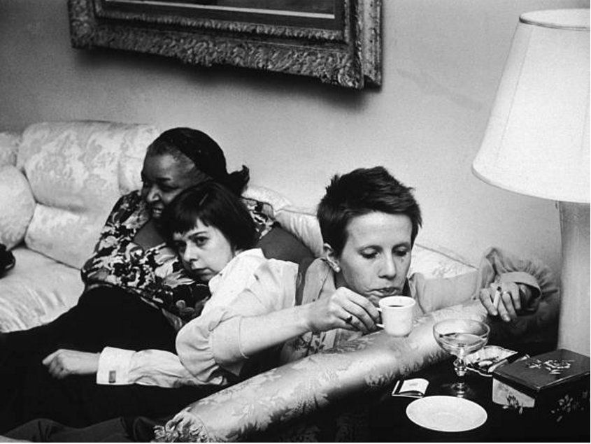Remembering Ethel Waters On Her Birthday On The Set Of Member Of The Wedding With Carson Mccullers Julie Harris Ru Ethel Waters Julie Harris American Author