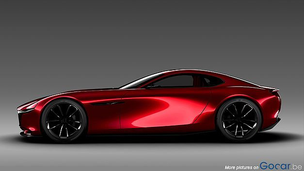 Mazda Rx 9 2020 Mazda Voertuigen Concept Cars