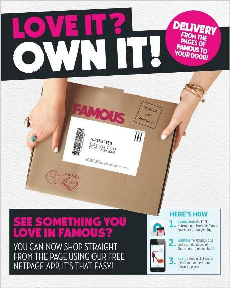 Shop off the page. Clipped from FAMOUS using Netpage.