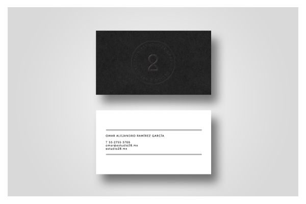 Estudio 28 by Estudio 28 , via Behance
