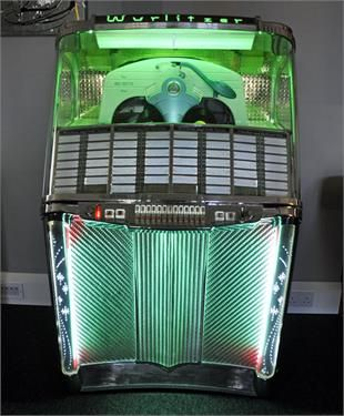 Wurlitzer 1900 Centennial Jukebox with Wall Box in 2019