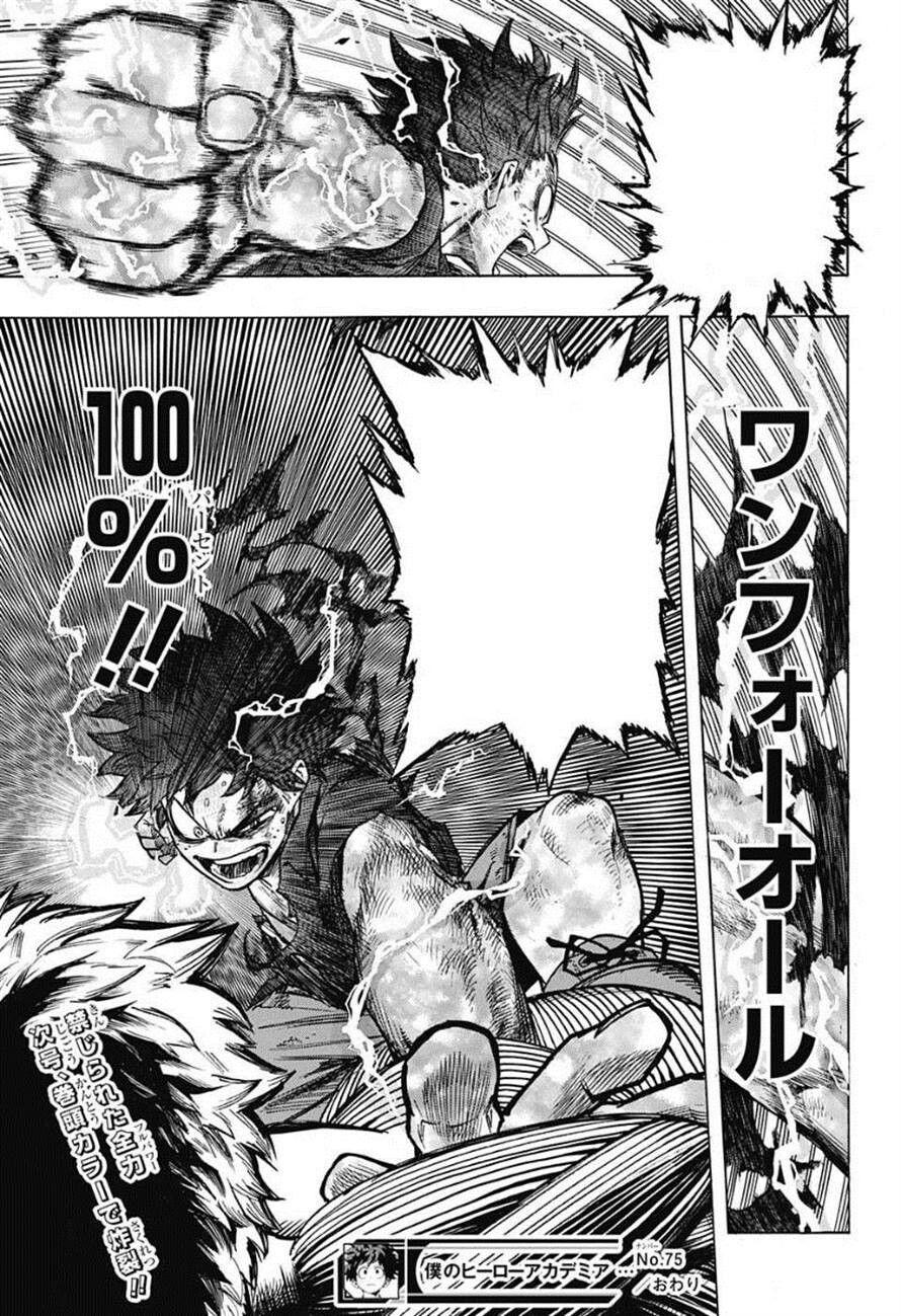 29+ My Hero Academia Deku Vs Muscular Manga Gif