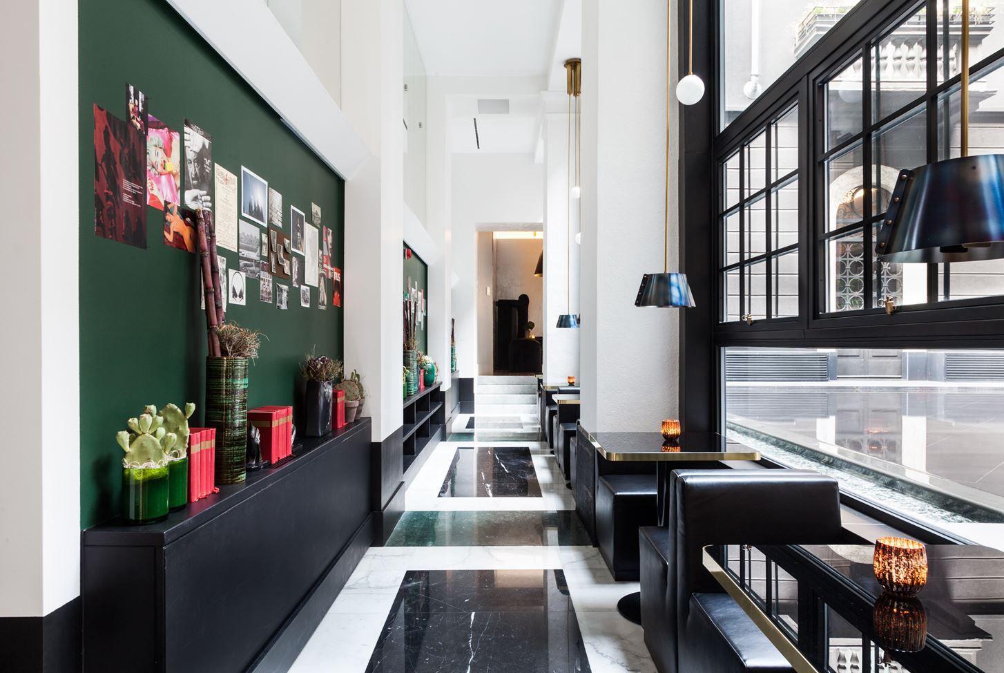 Senato Hotel Milano Picture Gallery
