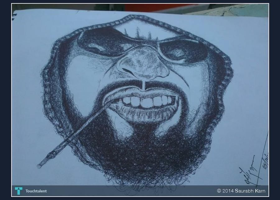 buddy!!!! #Creative #Art #Sketching @touchtalent.com