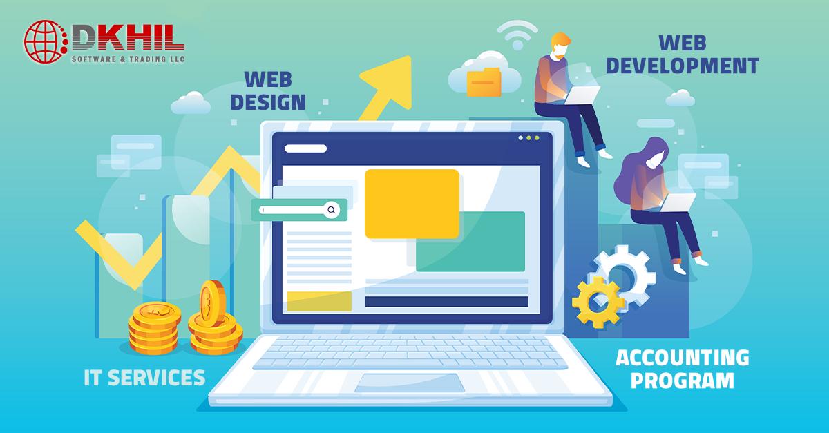 It Company In Egypt Unique Web Design Web Hosting Business Web Design Company