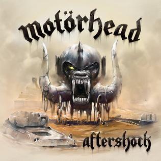 Motörhead - Aftershock - Ripando a História do Rock